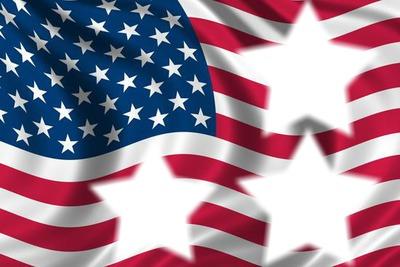 cadre americain 3 photos