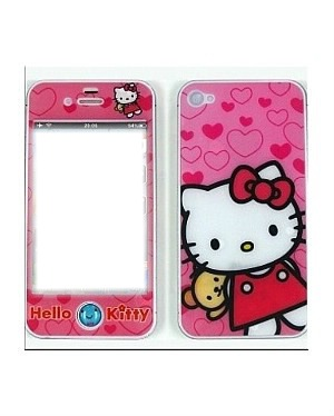Hello Kitty Phone 1