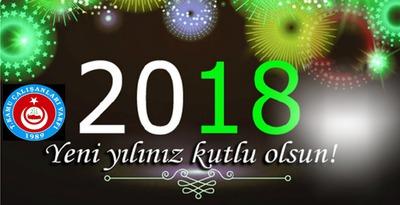 yeni yıl 2018