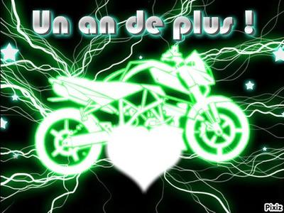 Joyeux Anniversaire Moto Femme.Montage Photo Bon Anniversaire Moto Pixiz
