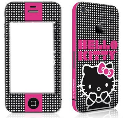 celular da hello kitty