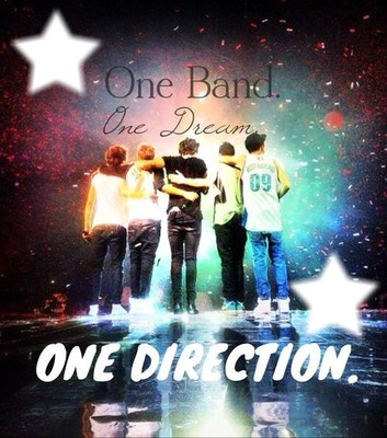 One Band,One Dream,One Direction .