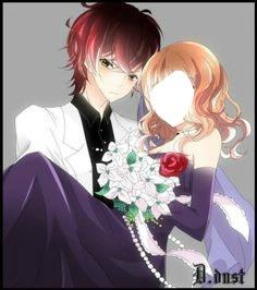 Diabolick Lovers-Ayato