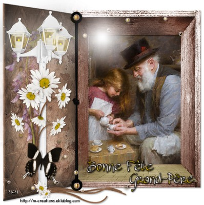 Bonne fête des grands pères