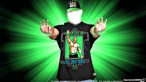 Visage John Cena
