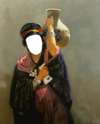 La dame à la cruche