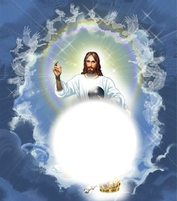 jesucristo en el cielo
