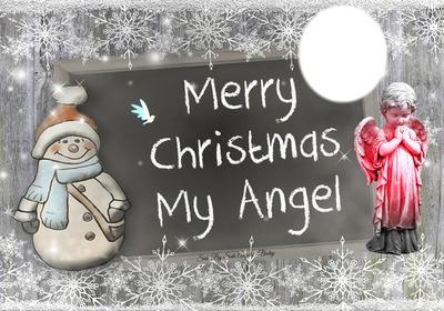 angel & xmas