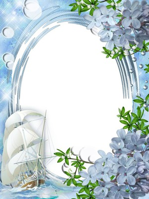 Cadre-voilier-lilas