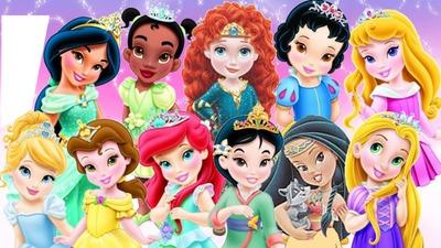 Montage photo baby princesse disney pixiz - Toutes les princesse disney ...