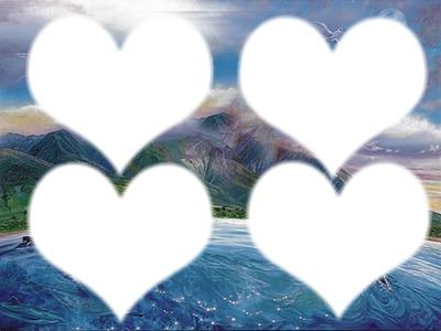 4 coeur