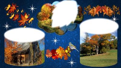 cadres d'automne