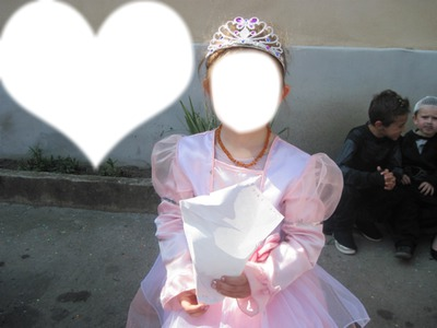 petite princesse du carnaval