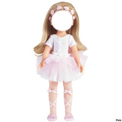 Petite Barbie