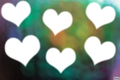 6 Coeurs