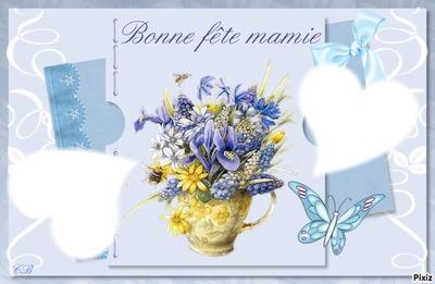 ****Bonne Féte Mamy Je T'adore****
