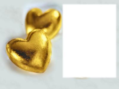 coeur dorée
