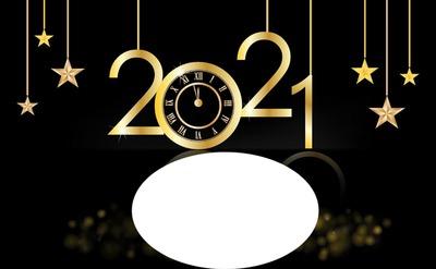 3. Bonne année 2021