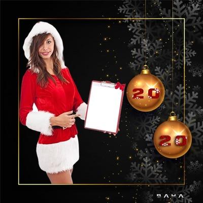 CHRISTMAS GIRL 2020