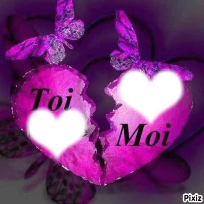 I love you de toi
