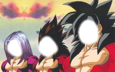 Super Saiyen 4