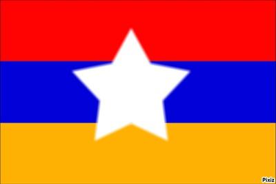 Drapeau Armenien