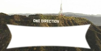 One Direction Hollywood !