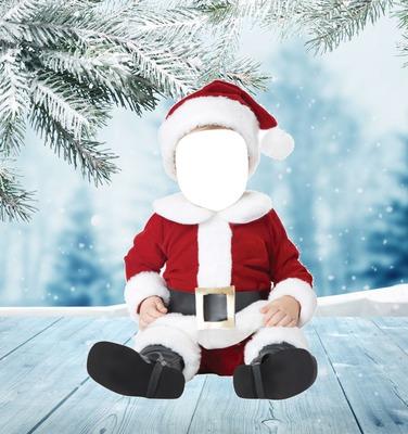 christmas baby's