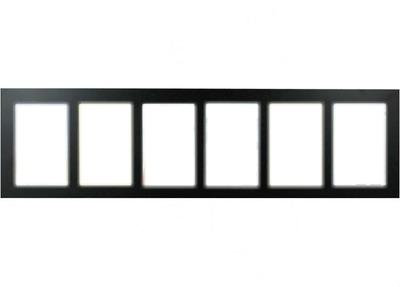 cadre 6 photos