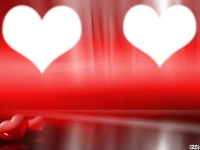 Montage photo fond cran d 39 amour pixiz for Fond ecran amour