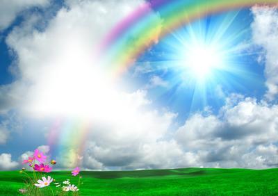 Paisagem Arco Iris