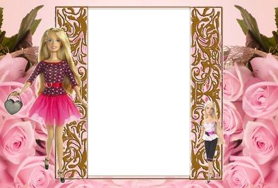 marcos de barbie