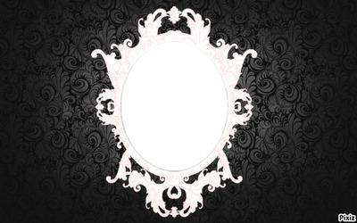 cadre  baroque