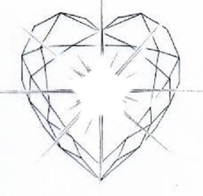 coeur de diamant