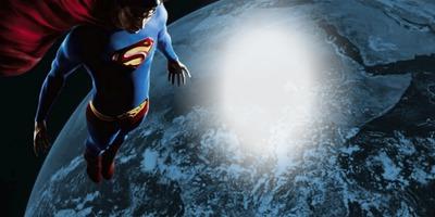 Montaje Fotografico Wallpaper Superman Returns Pixiz