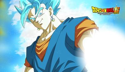 Montage Photo Dragon Ball Super Super Gogeta Pixiz