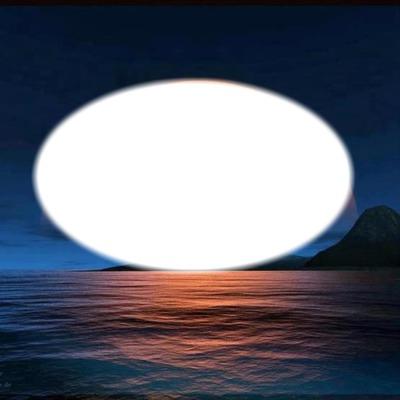 la mer de nuit