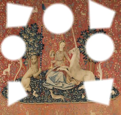 la dame à la licorne 7 photos