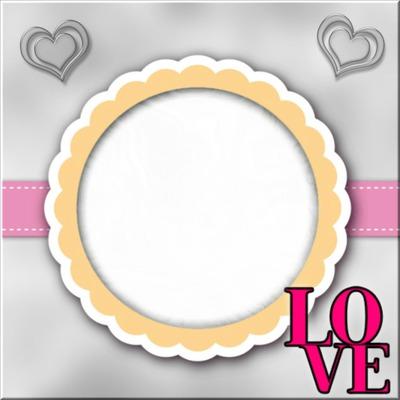 Dj CS Love Frame 6