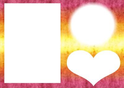 mariage rose et jaune