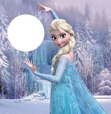 Montage photo la reine des neiges pixiz - Telechargement de la reine des neiges ...