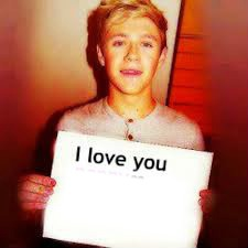 i love you niall