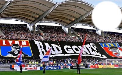 Gerland BAD GONES TIFO