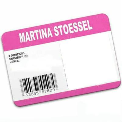 Violetta Martina Stoessel rajongói card