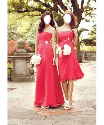 robe rouge 4