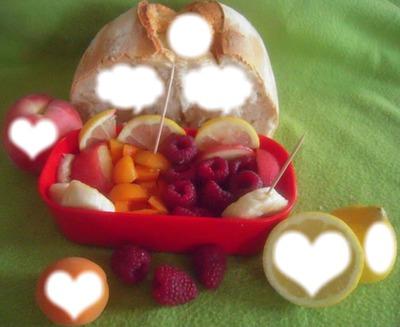 Fruits & Pains scène