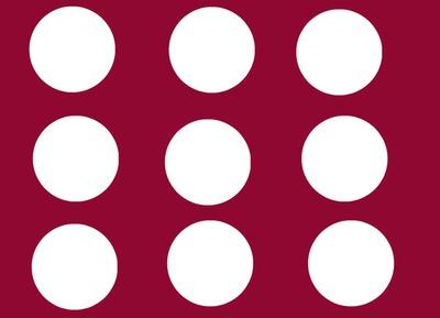 9 cercles famille