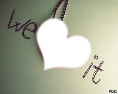 We <3 it