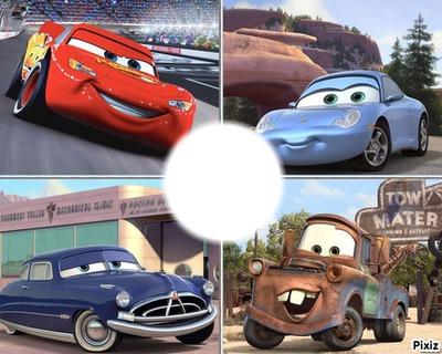 Les amis de Cars