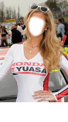 racing-girl